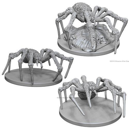 Nolzurs Marvelous Miniatures - Spiders
