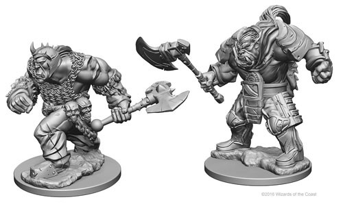 Nolzurs Marvelous Miniatures - Orcs
