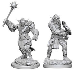 D&D Unpainted Minis - Bugbears