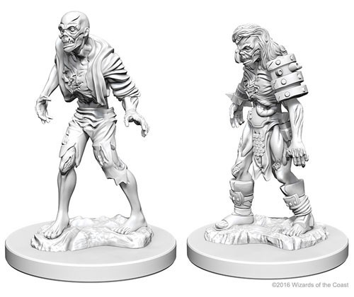 Nolzurs Marvelous Miniatures - Zombies
