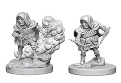 Nolzur's Marvelous Miniatures - Halfling Rogue (Male)