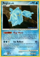 Regice - 36/146 - Rare