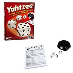 YAHTZEE DICE GAME (2016)