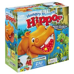 HUNGRY HUNGRY HIPPOS  (2016)