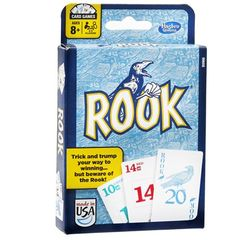 ROOK CARD GAME (2016)