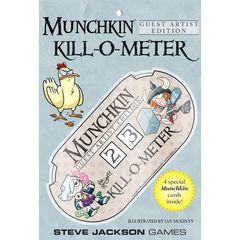 MUNCHKIN: KILL-O-METER GUEST ARTIST EDITION