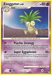 Exeggutor - 54/146 - Uncommon on Channel Fireball
