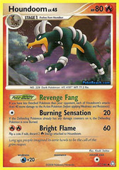 Houndoom - 57/146 - Uncommon