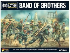 Bolt Action (2nd Ed): Starter Set - Band of Brothers