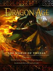 Dragon Age: World Of Thedas Hardcover Vol 01