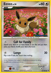 Eevee - 62/100 - Common
