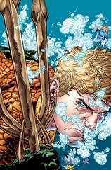 Aquaman Tp Vol 01 The Drowning (Rebirth)
