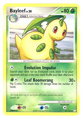 Bayleef - 41/123 - Uncommon