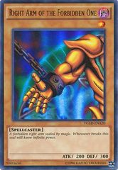 Right Arm of the Forbidden One - YGLD-ENA20 - Ultra Rare - Unlimited Edition