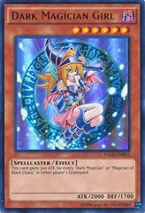Dark Magician Girl - YGLD-ENB03 - Ultra Rare - Unlimited Edition