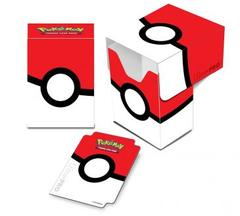Ultra Pro - Pokemon - Pokeball Full-View Deck Box