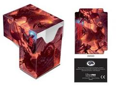 Ultra Pro - Dungeons and Dragons - Fire Giant Full-View Deck Box