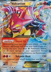 Volcanion EX - XY173 - Battle Heart Tins Promo