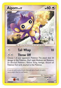 Aipom - 70/123 - Common