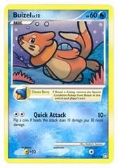 Buizel - 75/123 - Common