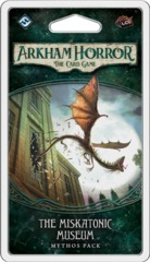Arkham Horror: The Card Game Mythos Pack - The Miskatonic Museum