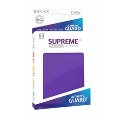 Ultimate Guard - Supreme UX Sleeves Small Size - Purple (60)