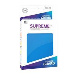 Ultimate Guard Supreme UX Matte Sleeves: Royal Blue (80ct)