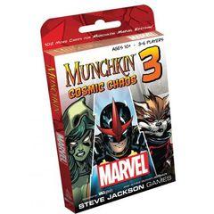 Munchkin: Marvel Edition 3 - Cosmic Chaos