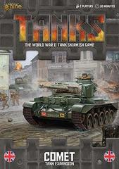 Tanks - British Comet Tank Expansion