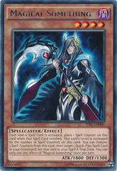 Magical Something - TDIL-EN000 - Rare - Unlimited Edition