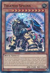 Triamid Sphinx - TDIL-EN030 - Super Rare - Unlimited Edition