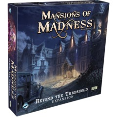 Mansions of Madness (2d Ed): Beyond the Threshold