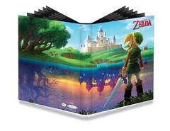 Ultra Pro - A Link Between Worlds Full-View PRO Binder - 9-Pocket