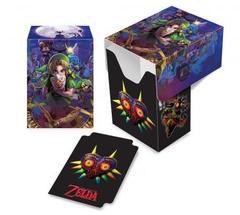 Ultra Pro - The Legend of Zelda: Majora's Mask Full-View Deck Box