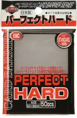 KMC Perfect Hard sleeves  50ct