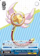 Magical Stick, Ruby - PI/EN-S04-E034 - R