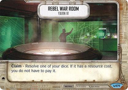 Rebel War Room