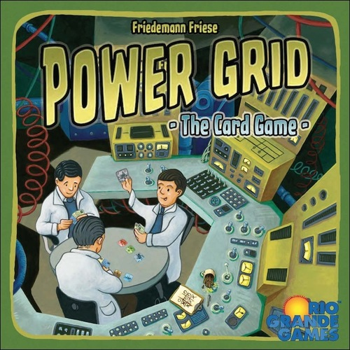Power Grid: The Card Game (German)