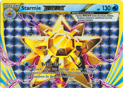 Starmie BREAK - 32/108 - Rare BREAK