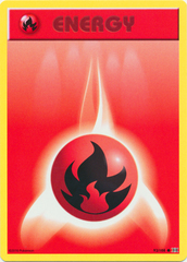 Fire Energy - 92/108 - Common on Channel Fireball