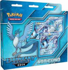 Legendary Battle Deck - Articuno EX on Channel Fireball