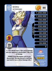 Goku - Determined - S2 - Rainbow Foil