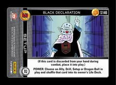 Black Declaration - S146 on Channel Fireball