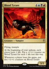 Blood Tyrant on Channel Fireball