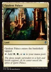 Opulent Palace on Channel Fireball