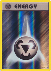Metal Energy - 98/108 - Common - Reverse Holo