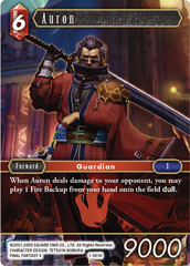 Auron - 1-001H on Channel Fireball
