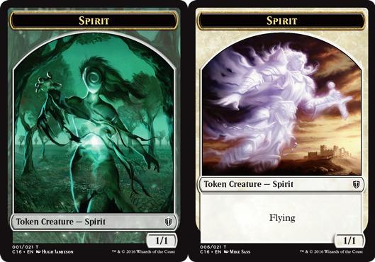 Spirit Token // Spirit Token