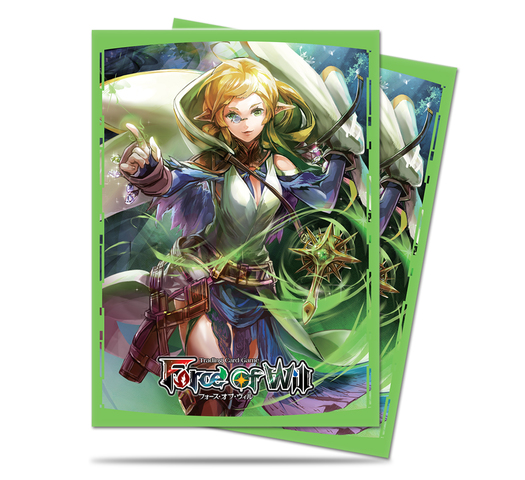 Ultra Pro - L1: Fiethsing Standard Deck Protectors for Force of Will 65ct