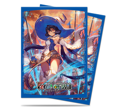 Ultra Pro - L1: Zero Standard Deck Protectors for Force of Will 65ct